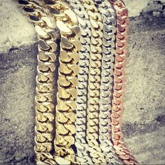 All Size Cuban Chain