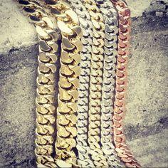 All Size Cuban Chain