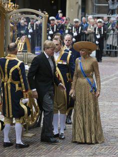 MYROYALS &HOLLYWOOD FASHİON: Prinsjesdag 2013