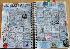 Calendar journal - could be a great Natural Science journal, or *happened on this day in history* journal.