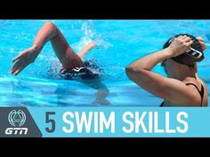 (1) Top 5 Essential Swim Skills To Master | Triathlon Swimming Tips For Beginners - YouTube