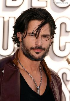 Joe Manganiello Joe Manganiello Joe Manganiello...my good God! HELLO!