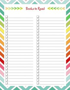 diy home sweet home: Home Management Binder - Books list