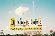 vintage everyday: Disneyland, ca. 1950s-1960s                                                                                                                                                                                 More