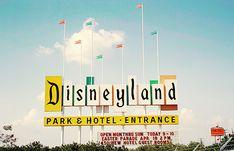 vintage everyday: Disneyland, ca. 1950s-1960s                                                                                                                                                                                 More
