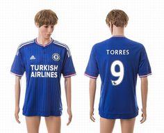 2015-2016 Chelsea thai version soccer jerseys 28