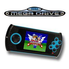 Boa notícia para os fãs do clássico Mega Drive. Inspirada no console de sucesso dos anos 90, a Funstock está lançando uma versão portátil para o videogame. #Game #MegaDrive
