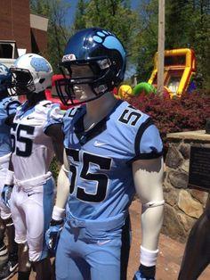 North Carolina 2013 Football uniforms fee990ee4