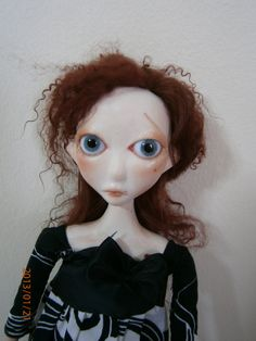 OOAK Art Doll Victoria by GerakinaDolls on Etsy, €90.00