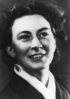 Andree de Jongh, founder and leader of the Comet Line, an escape route that ran from Brussels through the Pyrenees and which rescued hundreds of Allied servicemen. She is featured in Women Heroes of WWII, now in paperback: http://www.amazon.com/Women-Heroes-World-War-Resistance/dp/1613745230/ref=sr_1_2_title_0_main?s=books=UTF8=1372635657=1-2=women+heroes+of+world+war+ii+26+stories+of+espionage  #WomensHistory #WWII