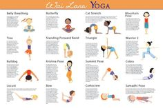 Yoga Poses for Disabled | School Specialty Classroom Yoga Kit with 12 Mats, Video, Poster and ...