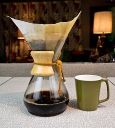 Chemex Coffeemaker How To
