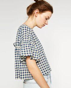 1682 mejores imágenes de Camisas mujer zara en 2019