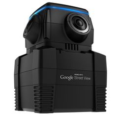 Capture your world in 360 degree withprofessional high resolution HDR quality, the only Google approved camera for Street View Trusted