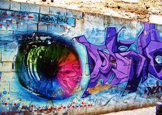 Grafiti de Granada  -photo by Victoria Lauren