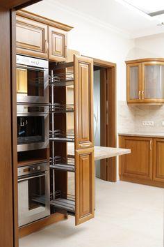 Kuchnia Drewniana - kosz Cargo Maxi na zapasy