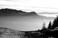 #2014 #Christmas #View #Mountain #Snow #Fog