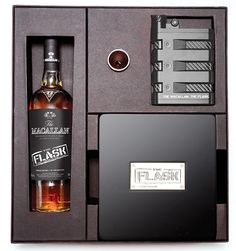 The Macallan Single Malt Scotch Whisky has recently partnered with Oakley to introduce The Macallan Bourbon, Single Malt Whisky, Thing 1, Scotch Whiskey, Holiday Gift Guide, Distillery, Whiskey Bottle, Oakley, Liquor
