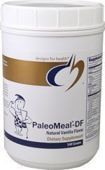 Designs For Health - PaleoMeal-DF Natural Vanilla Flavor - 540g by Designs For Health. $40.00. As pea protein has ACE inhibitory activity,has an excellent array of amino acids, including high levels of BCAAs (branched chain amino acids). While its amino acid profile is similar to whey protein, it is particularly high in arginine, leucine, lysine and tyrosine. PeateinTM is a true vegan protein which has excellent digestibility (98%) and is hypoallergenic. he raw mat...
