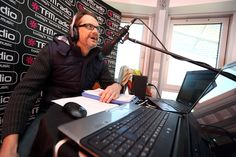 TFM Radio broadcasts live from inside the Redcar Beacon. Creative Industries, History, Live, Historia, History Books