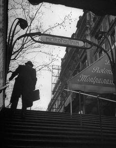 Ed Clark Paris 1946