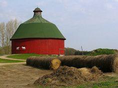 Michigan Round Barn