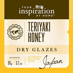 Dry Glazes:  The difference in our glazes is powdered honey. It adds a smooth, sweet succulence to your meats that other glazes can't match. $14.95