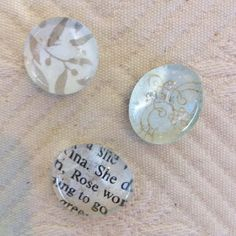 craft day is the best day.: Step-by-Step: Glass Stone Magnets
