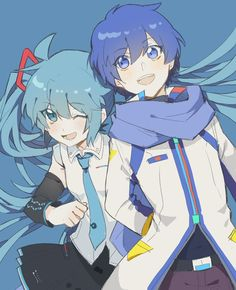 Vocaloid, Vocaloid Kaito, Vocaloid Characters, Anime Jesus, Miku, Fairy Tail Couples, Anime, Cute Drawings, Manga