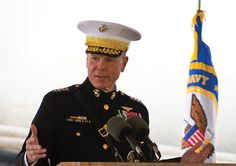 Top Marine General Now Risking His Career To Take Down Obama   God bless him!!