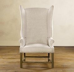 Upholstered Wingback Dining Chairs - Home Furniture Design