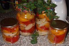 Овочі з грушами