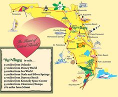Florida On A Map.145 Best The Villages Florida Images The Villages Florida