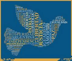 45 Ideas para el 9 de julio: Invitaciones y tarjetas de la Independencia Argentina Travel, Sistema Solar, Ideas Para Fiestas, Teaching English, Blog, Crafts For Kids, Language, Education, School