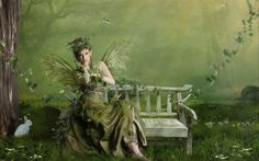 Aion picture of the day httpmmorpgwallaion picture of collection of fairy wallpaper hd on hdwallpapers beautiful fairies wallpapers wallpapers fantasy girl voltagebd Images