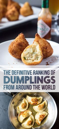 22 Delicious Dumplings From Around The World