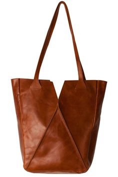Azeb Getaway Tote by Raven + Lily. Locally-sourced Ethiopian leather tote.