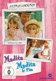 Madita Spielfilm-Box, Astrid Lindgren