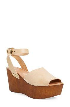 Seychelles Platform Wedge Sandal (Women) available at #Nordstrom