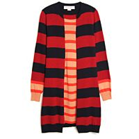 Stella McCartney Multi-stripe Knit Tunic Dress | Kirna Zabete
