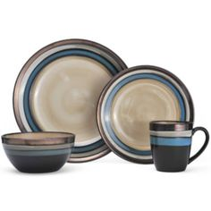 Gourmet Basics By Mikasa® Spector 16-pc. Dinnerware Set  found at @JCPenney