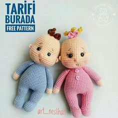 İyi akşamlar,sonunda hazırladım arkadaşlar Öncelikle hikayemde de yapılı… Good evening, I've prepared friends at the end If you want, you can look at the small squares in the story. Baby Knitting Patterns, Crochet Dolls Free Patterns, Crochet Doll Pattern, Knitting Toys, Crochet Baby Toys, Cute Crochet, Crochet Animals, Cupie Dolls, Amigurumi Toys