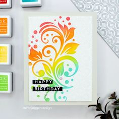 STAMPtember Blog Party! Simon Says Stamp Blog, Favorite Color, My Favorite Things, New Details, Pretty Cards, Card Sketches, Happy Birthday Cards, Wonderful Time, Your Cards