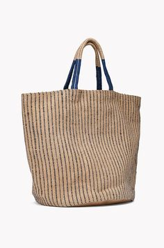 Linen basket large tote bag