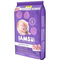 Iams Proactive Cat Food