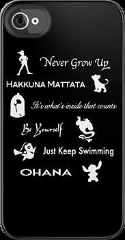 Disney lessons learned. I WANT THIS! beautiful lessons that every child should learn from some of the best movies ever made. <3 Disney Magic, Disney Pixar, Walt Disney, Disney Family, Disney Art, Cute Cases, Cute Phone Cases, Ipod Cases, Iphone Case