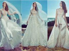 Zuhair Murad Spring Wedding Dresses 2017