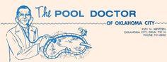 Ah, Pool doctor yes, literally?!