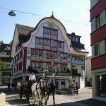 The Fairy Tale Village of Appenzell, Switzerland