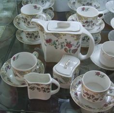 Image detail for -About Fine Bone China Coffee Set